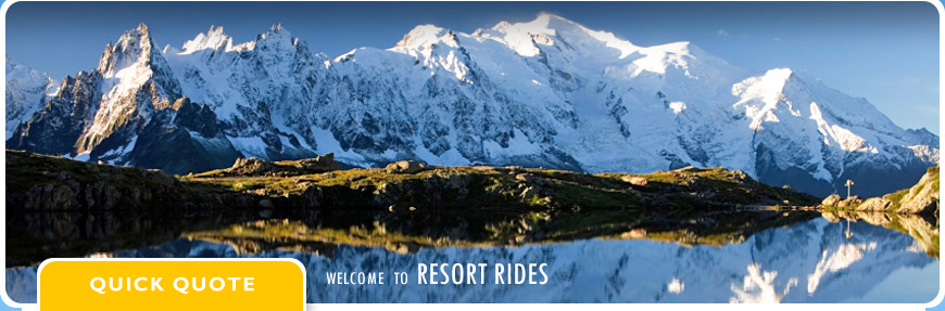 Resort Rides Airport Transfers
